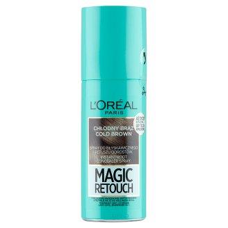 L'Oréal Paris Magic Retouch Spray do błyskawicznego retuszu odrostów chłodny brąz 75 ml