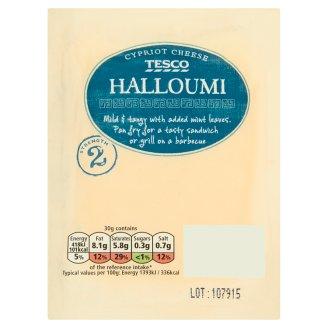 Tesco Halloumi Cypriot Cheese 250 g