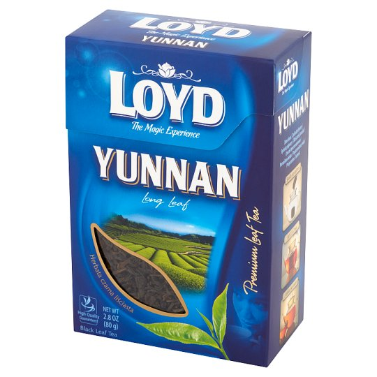 Loyd Yunnan Black Leaf Tea 80 g