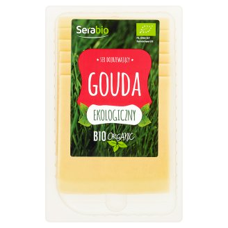 Serabio Gouda Ecological Cheese 125 g