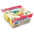 Danone Danonki Vanilla Cottage Cheese 200 g (4 x 50 g)