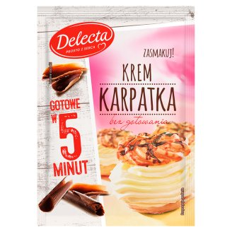 Delecta Karpatka Cream without Cooking 145 g