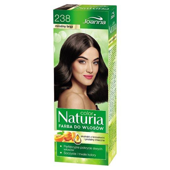 Joanna Naturia color Farba do włosów mroźny brąz 238