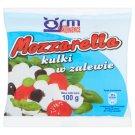 OSM Skierniewice Mozzarella kulki w zalewie 100 g