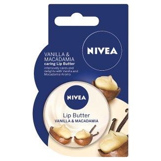 NIVEA Vanilla & Macadamia Lip Butter 16.7 g