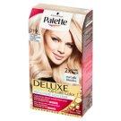 Palette Deluxe Oil-Care Color Farba do włosów Platynowy perłowy blond 219