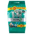 Wilkinson Sword Extra2 Sensitive Disposable Razors 15 Pieces