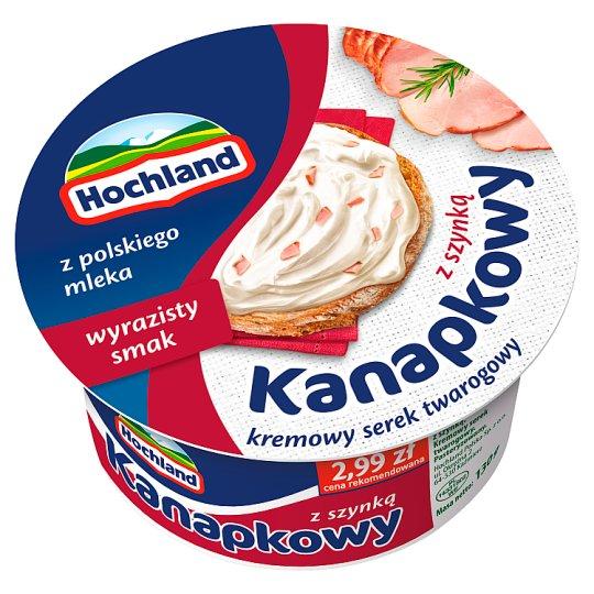 Hochland Sandwich Cheese with Ham 130 g