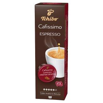 Tchibo Cafissimo Espresso Intense Aroma Ground Coffee Capsules 75 g (10 Pieces)