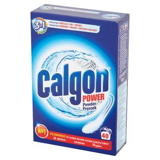 Calgon 3in1 Water Softener Powder 1 kg (40 Washes)
