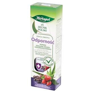 Herbapol Zielnik Polski Odporność Syrop owocowy 200 ml