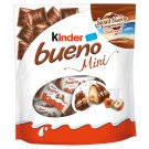Kinder Bueno Mini Wafer Covered with Milk Chocolate and Filled with Milk-hazelnut Cream 108 g