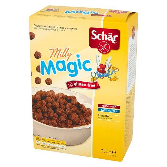 Schär Milly Magic Chrupki śniadaniowe kakaowe 250 g