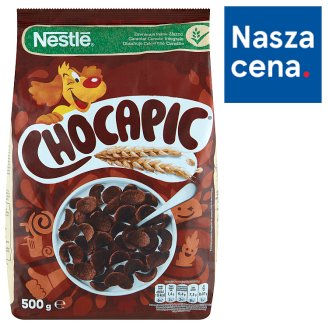 Nestlé Chocapic Chocolate Flavour Cereal 500 g