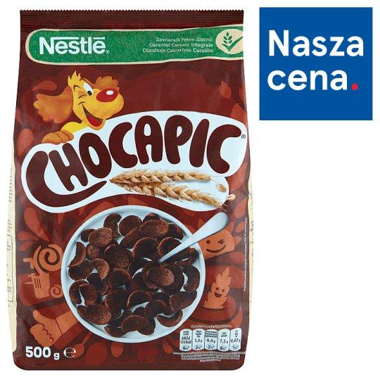 Nestlé Chocapic Chocolate Flavour Cereal 500 g