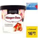 Häagen-Dazs Strawberry Cheesecake Lody 460 ml
