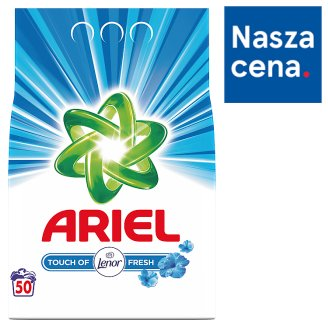 Ariel Touch Of Lenor Fresh Proszek do prania 3,75 kg, 50 prań