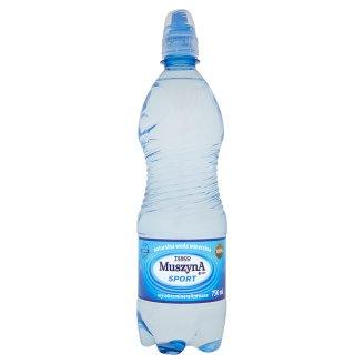 Tesco Muszyna Sport Naturalna woda mineralna wysokozmineralizowana 750 ml