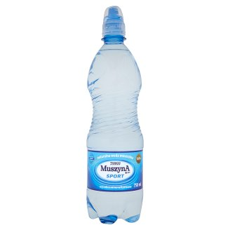 Tesco Muszyna Sport Rich Mineral Natural Water 750 ml