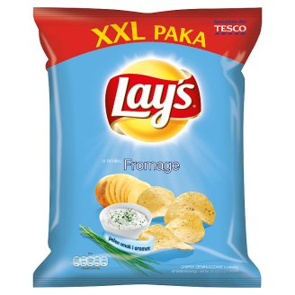 Lay's Fromage Flavoured Potato Crisps 240 g