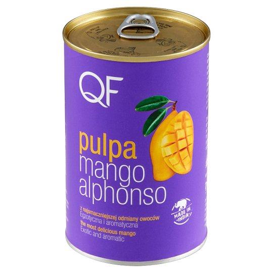 QF Alphonso Mango Pulp 450 g