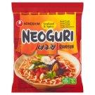 Nongshim Neoguri Azjatyckie pikantne danie z makaronu pszennego z owocami morza 120 g