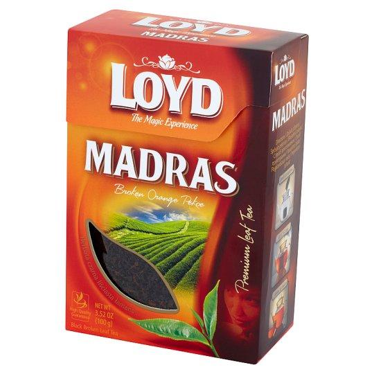 Loyd Madras Black Broken Leaf Tea 100 g