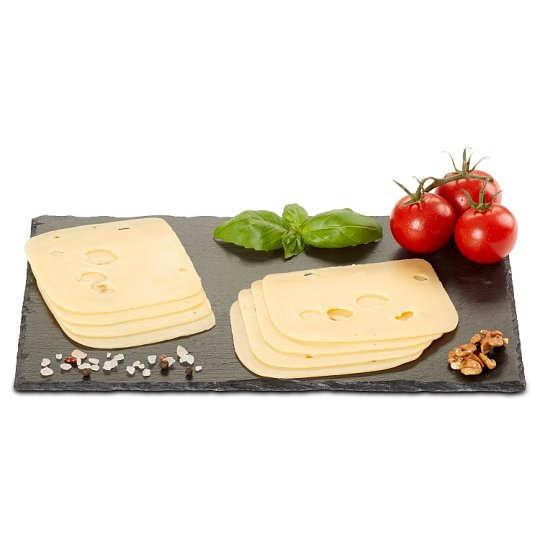Sliced Rycki Edam Cheese