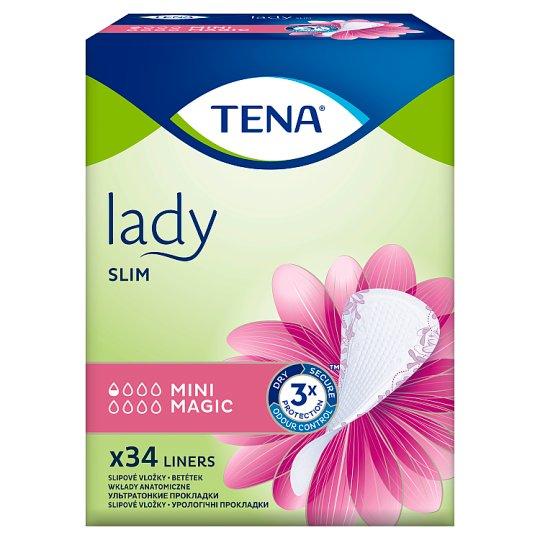 TENA Lady Mini Magic Specjalistyczne wkładki 34 sztuki