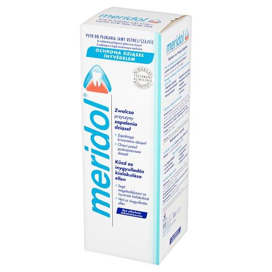 Meridol Ochrona Dziąseł Płyn do płukania jamy ustnej 400 ml