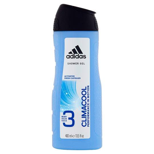 Adidas Climacool Żel pod prysznic 3 w 1 dla mężczyzn 400 ml