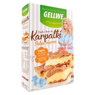 Gellwe Naturalnie Pyszne Ciasto i krem do karpatki 290 g