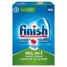 Finish All in 1 Tabletki do zmywarki 1810 g (100 sztuk)