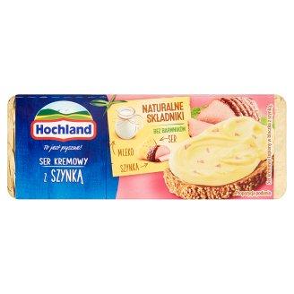 Hochland Ser kremowy z szynką 100 g