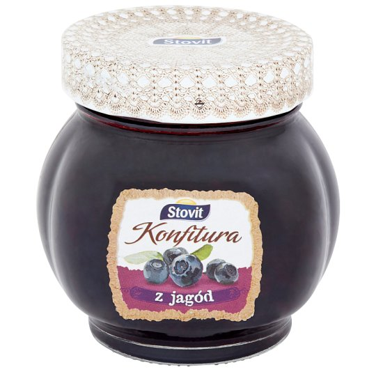 Stovit Blueberry Jam 250 g