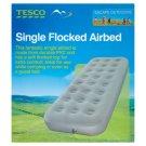 Tesco Single Flocked Airbed