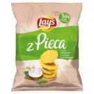 Lay's z Pieca Pieczone chipsy Jogurt z ziołami ogrodowymi 200 g