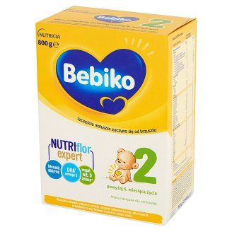 Bebiko 2 Powdered Milk for Newborns after 6 Months Onwards 800 g