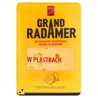 Old Poland Ser Grand Radamer w plastrach 135 g