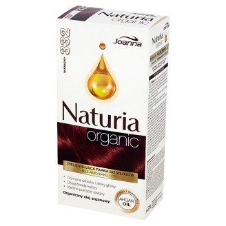 Joanna Naturia Organic Farba do włosów 332 wiśniowy