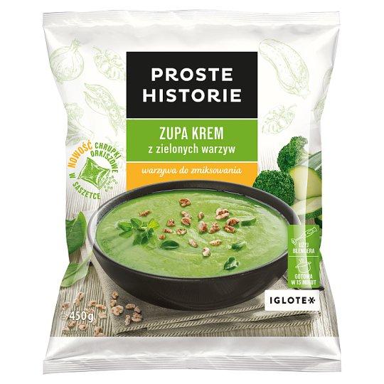 Proste Historie Green Vegetables Cream 450 g