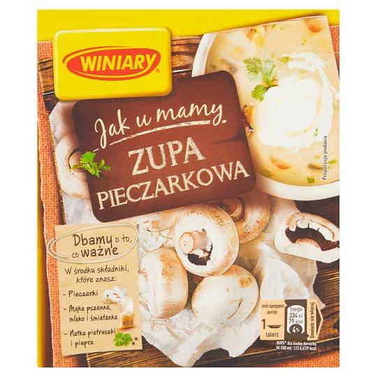 Winiary Jak u Mamy Mushroom Soup 44 g