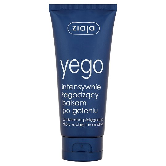 Ziaja Yego Intensively Soothing After Shave Balm 75 ml