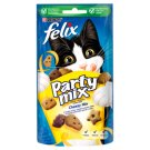 Felix Party mix Cheezy Mix Cheddar Gouda and Edamer Cheese Flavoured Snack 60 g