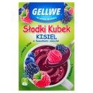 Gellwe Słodki Kubek Kisiel z kawałkami owoców owoce leśne 30 g