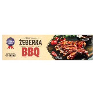 Prime Food Wieprzowe żeberka w sosie BBQ 600 g