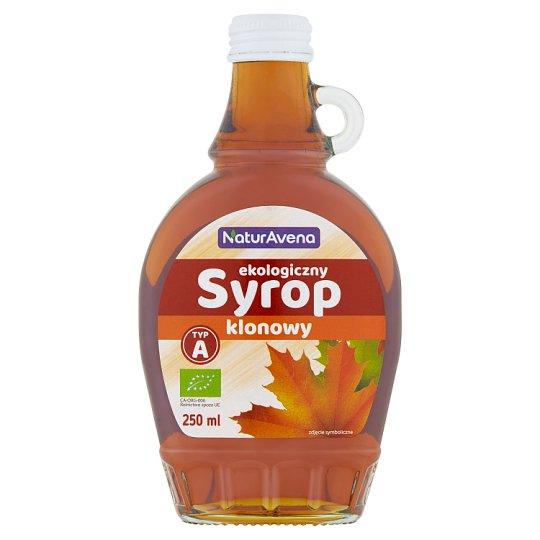NaturAvena Type A Ecologic Maple Syrup 250 ml