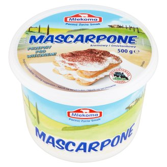 Mlekoma Creamy Mascarpone 500 g