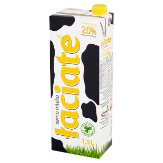 Łaciate UHT Milk 2.0% Fat 1.5 L