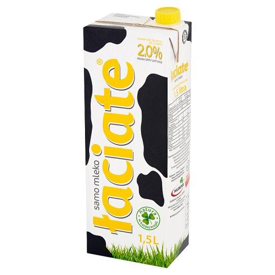 Łaciate UHT Milk 2.0% Fat 1.5 L
